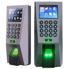 ZK F18 fingerprint reader for attendance... http://www.totalitech.com/product-category/biometric-attendance/