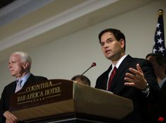 Gang of 8 Republicans Reject Senate Conservatives' Request for Immigration Proposal Briefing