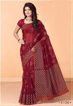 Cotton Printed Designer Pakistani Indian Saree Bollywood Casual Wear New Sari #DesignerIndianSarees #SareesSari