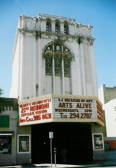 California Theater - San Jose, California