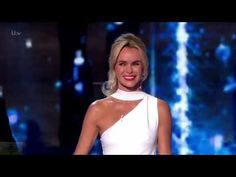 Amanda Holden And Simon Cowell (This Town - Niall Horan) Amanda Holden, Britain Got Talent, Simon Cowell, Niall Horan, Music Publishing, Orchestra, Looks Great, Camisole Top, Concert