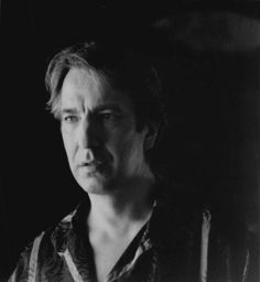"Alan Rickman — ""Fallen Angels - Murder Obliquely"" (1993) Alan as..."