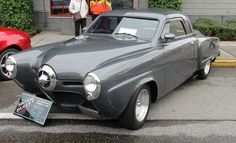 | 1950 Studebaker Business Coupe |