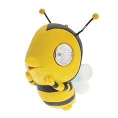 Dazzle Solar Light - Bee - now only $17.00!  #UniqueGifts #allgiftythings #YouKnowYouWantIt #UnusualGifts #karmakiss