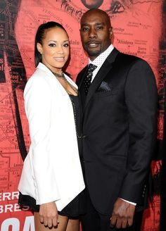 """Morris Chestnut Photos Photos - World Premiere of """"The Call""""..ArcLight Theatre, Hollywood, CA..March 5, 2013..Job: 130305A1..(Photo by Axelle Woussen)..Pictured: Morris Chestnut and Pam Byse. - 'The Call' Premieres in Hollywood"""