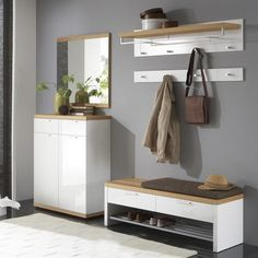garderoben kleiderst nder garderobe panel von sch nbuch garderobe pinterest ps. Black Bedroom Furniture Sets. Home Design Ideas