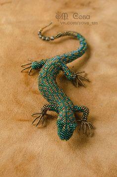 Lizard =D Author: Юлия Бушухина