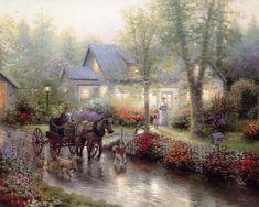 Thomas Kinkade Painting 136.jpg