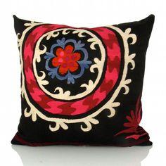 Suzani pillow.
