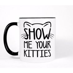 Neon Pink Cat Mug Valentines Gift for Her Show Me Your Kitties Mug Cat Coffee Mug Novelty Gift Cat Lover Gift for Girlfriend Gift Coffee Cup Cat Coffee Mug, Cat Mug, Funny Coffee Mugs, Coffee Humor, Funny Mugs, Coffee Cafe, Coffee Thermos, Coffee Shops, Starbucks Coffee