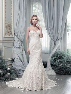 Ian Stuart Wedding Dresses at Ti Adora