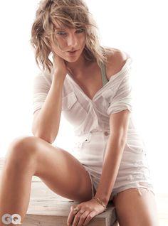 Taylor Swift ♦ GQ - Nov 2015