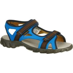 Sandals Hiking - Arpenaz 50 child blue Quechua - Hiking Footwear and Accessories
