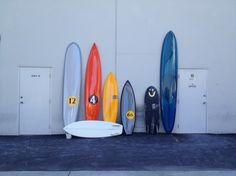 Christianson Surfboards. Surfboards are shaped by hand because that is still the best way to make them. A true living craft that often goes unnoticed. These boards from California have real artistry to them.