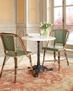 Choices in Outdoor Patio Furniture Sets – Outdoor Patio Decor Home Design, Küchen Design, Interior Design, Patio Chairs, Table And Chairs, Patio Furniture Sets, Furniture Design, Furniture Ideas, Indoor Bistro Table