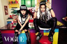 「Vogue Korea 3月」的圖片搜尋結果