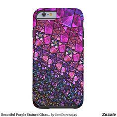 Beautiful Purple Sta