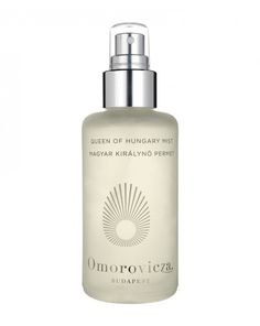 Queen of Hungary Mist by Omorovicza. purifying, toning and protective mist, which has multiple skin-rejuvenating benefits. Face Spray, Beauty Recipe, My Beauty, Beauty Routines, Hungary, Hair And Nails, Mists, Bath And Body, Fragrance