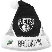 NBAStore.com - NBAStore.com Brooklyn Nets Colorblock Santa Hat - AdoreWe.com