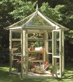 Gazebo Glass House