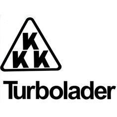 KKK Turbo logo, Kühnle, Kopp & Kausch