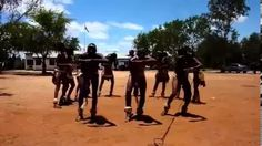 Tshwane Traditional Dancers - YouTube