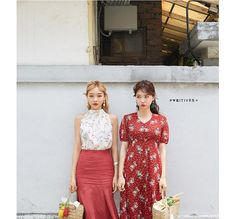 Buy chuu Tie-Waist Floral Chiffon Shirtdress at YesStyle.com! Quality products at remarkable prices. FREE Worldwide Shipping available!