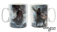Mug Assassin's Creed 4 IV Black Flag Edward Kenway - 12.99€ - #Logostore