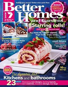 Better Homes Gardens Magazine August 2014 Issue Ebay