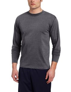 ExOfficio Men's Bugsaway Chas'r Crew Long Sleeve Shirt >> Review more details here : Camping supplies