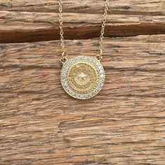 Women's Baylor seal pendant