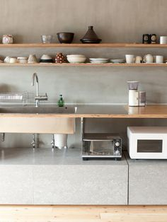 Kitchen | Simplicity | Neutral /