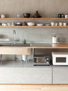 Kitchen | Simplicity | Neutral /