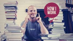 Acquiring the Skill of Meta-Learning – Tim Ferriss at SXSWi Tim Ferriss, Timothy Ferriss, Creative Writing, Writing Tips, Start Writing, Meta Learning, 4 Hour Work Week, Successful Online Businesses, Successful Business