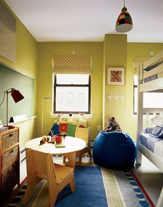 See more images from paint color ideas for boys' bedrooms on domino.com