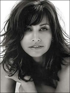 Gina Gershon - celebrity, beauty