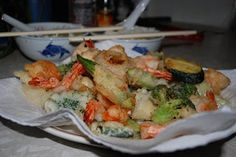 Tempura Shrimp and Vegetables | Brooklyn is Cookin'