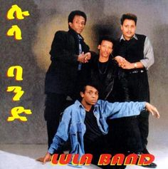 #Eritrea Jazzy #Tigrigna (Ge'ez) Lula Band -