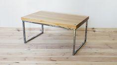 Tavolini - Coffee table, Industrial Ash Dirty - un prodotto unico di projektdrewno su DaWanda