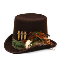 Tinque Steampunk Hat