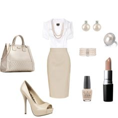 Nude and classy