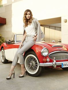 Ana Beatriz Barros - Sacoor Brothers - Spring/Summer 2015 Ready-to-Wear - Fashion Advertisement Fashion Brand, Fashion Models, Women's Corporate Wear, Austin Healey, Beautiful Women Pictures, Man In Love, Spring Summer 2015, Ready To Wear, Brother