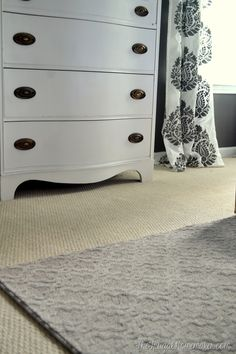 Adding A Mohawk Smartstrand Bound Carpet To Our Master Bedroom Home Projects Cool Diy