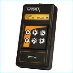 Tramex New Mrh Iii Moisture And Humidity Measurement Meter Digital