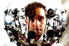 Hertz makes robots controlled by cockroaches, video game systems that you can literally drive around, he gives talks about Zombie Media and has just crafted a magazine about critical technical prac…