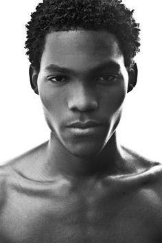 .always loved this twisted hair on black men. Very sexy.