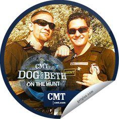 Steffie Doll's Dog and Beth: On the Hunt: Training Dakota Sticker | GetGlue