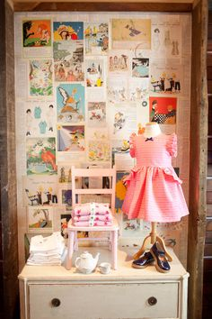 The Red Balloon #childrens #boutique #chicago  {love this store}