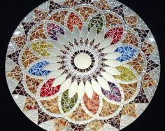 Mandala 0,70cm  CLEO MOSAICOS
