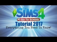 The Sims 4 Go to School Mod Pack V4 Follow your Sims to school and help them achieve their education. Attend a different subject every day with the teacher NPC, and demonstrate your knowledge through...